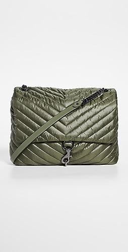 Rebecca Minkoff - Edie Nylon Jumbo Shoulder Bag