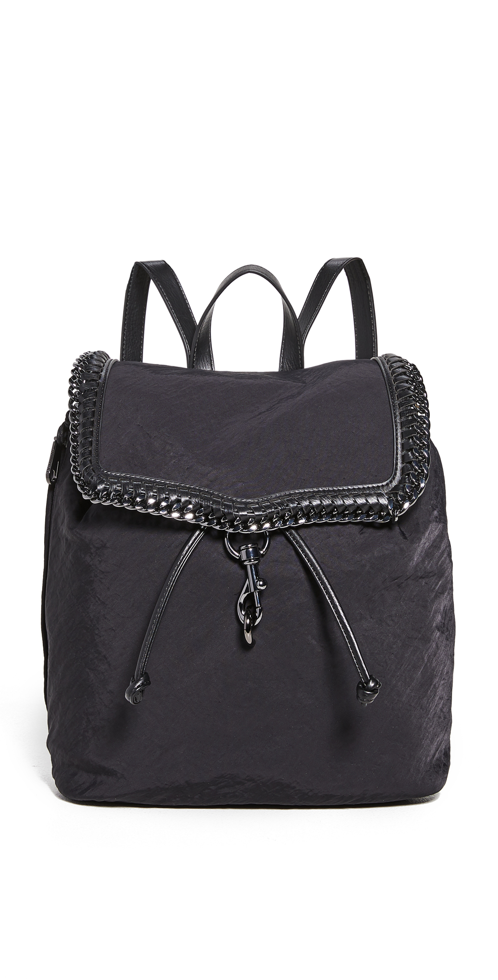 Rebecca Minkoff Woven Chain Backpack