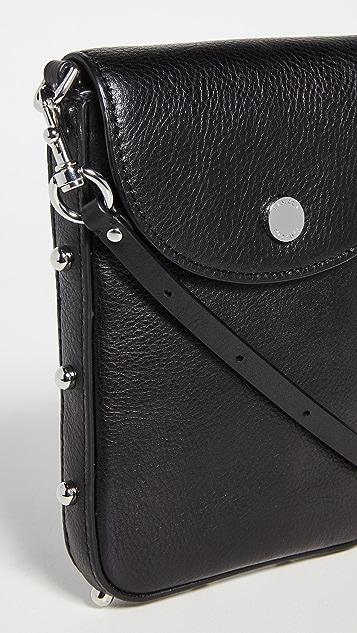 Rebecca Minkoff Envelope Phone Crossbody Bag