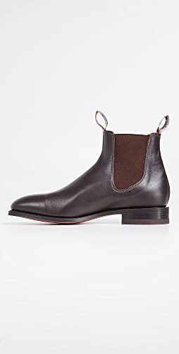 R.M. Williams - Classic RM Leather Chelsea Boots
