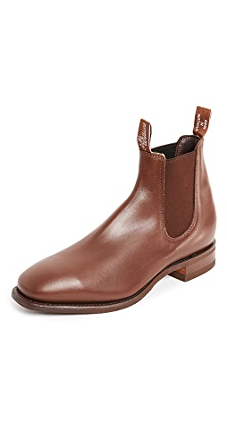 R.M. Williams - Comfort RM Leather Chelsea Boots