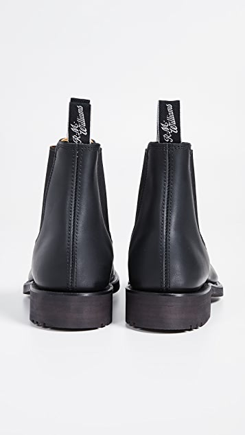 R.M. Williams Gardner Leather Chelsea Boots