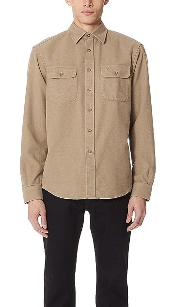 R.M. Williams Bourke Shirt