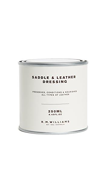 R.M. Williams Saddle Dressing