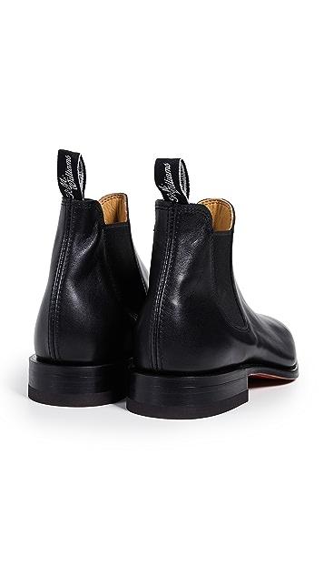 R.M. Williams Sydney Boots