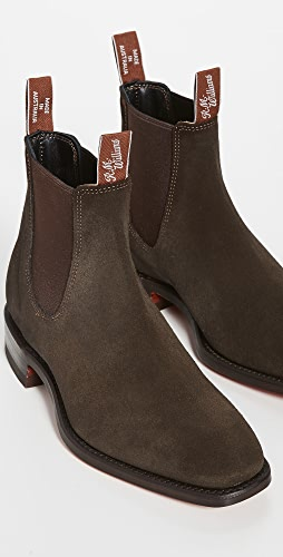 R.M. Williams - Suede RM Boots