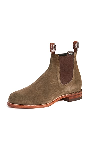 R.M. Williams Turnout Chelsea Boots