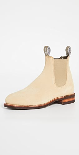 R.M. Williams - Comfort Wentworh Suede Boots