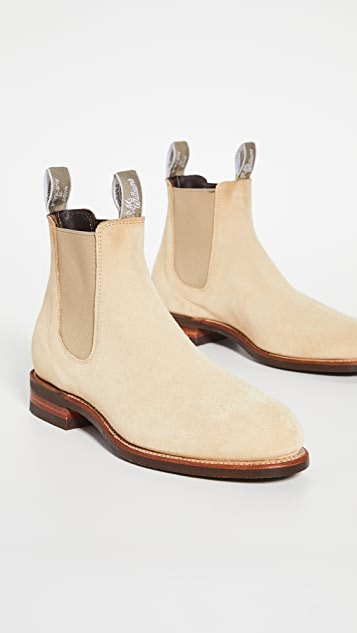 R.M. Williams Comfort Wentworh Suede Boots