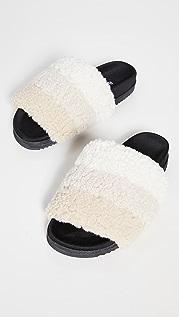 ROAM Fuzzy Puff Slides
