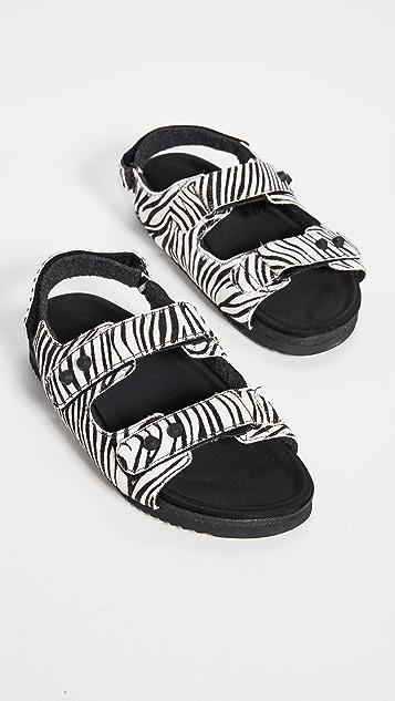 ROAM Velcro Slides