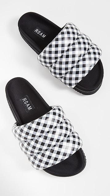 ROAM The Puffy Sandals