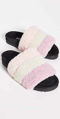ROAM - Fuzzy Puffy Slides