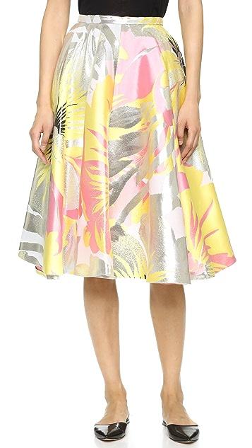 Rochas Lurex Skirt