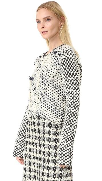 Rochas Tweed Sweater
