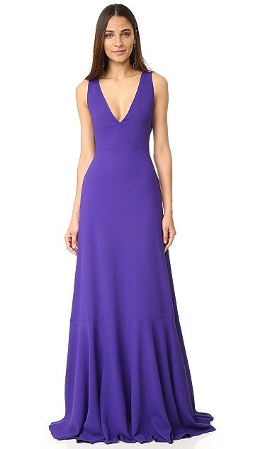Rochas Long Gown