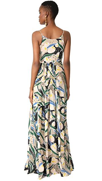 Rochas Silk Dress