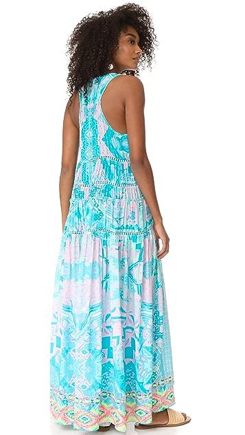 ROCOCO SAND Mexicano Long Dress