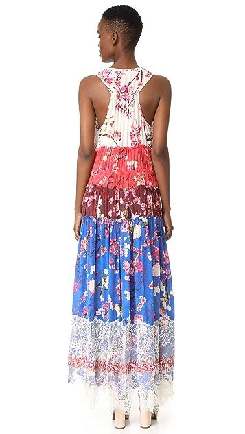 ROCOCO SAND Claret Dress