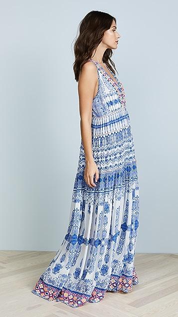 ROCOCO SAND Ionic Long Dress