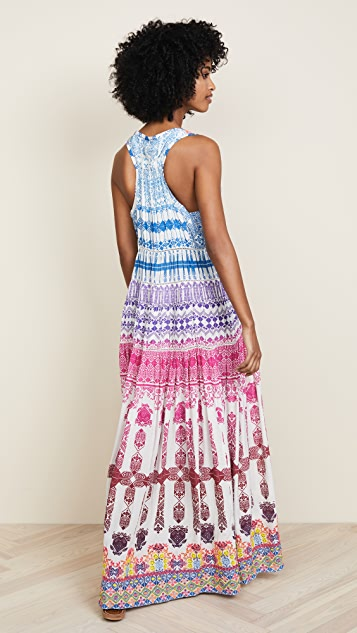 ROCOCO SAND Zoe Long Dress