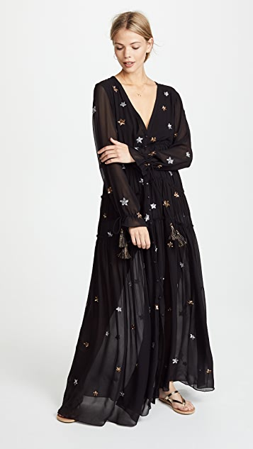 ROCOCO SAND Astral Long Dress