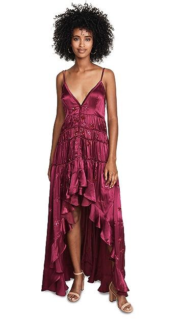 ROCOCO SAND High Low Dress