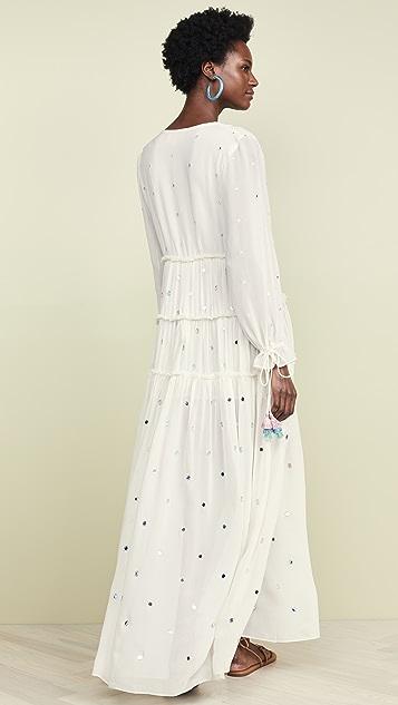ROCOCO SAND Макси-платье