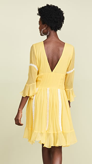 ROCOCO SAND Короткое платье