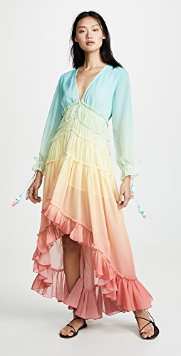 ROCOCO SAND - 彩虹连衣裙