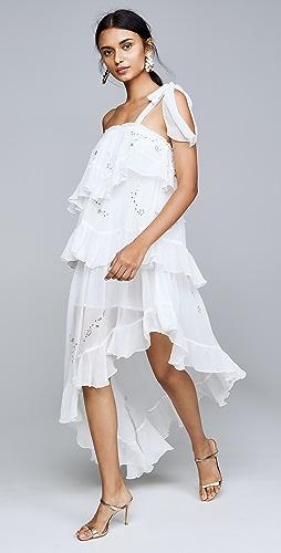 ROCOCO SAND - Star Light One Shoulder Dress