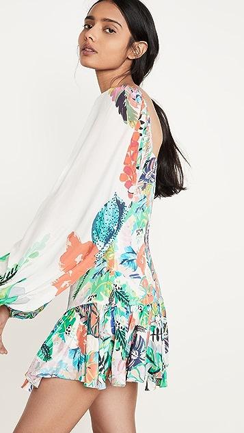 ROCOCO SAND Quinn Short Dress