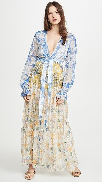 ROCOCO SAND 三节式连衣裙
