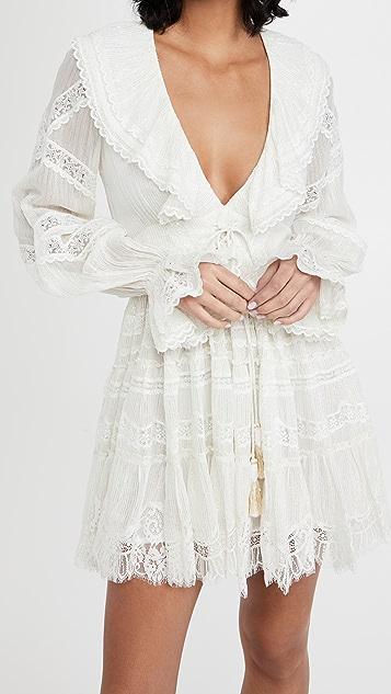 ROCOCO SAND 短连衣裙