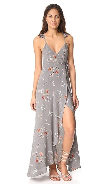 Roe + May Savona Maxi Dress