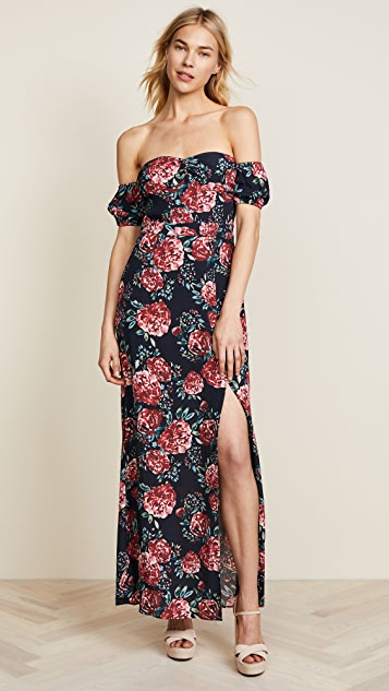 Roe + May Grace Maxi Dress