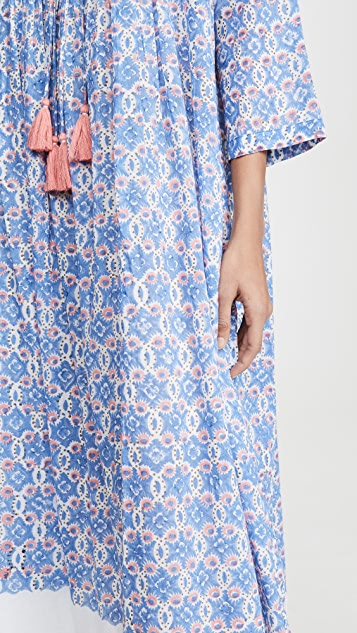 Ro's Garden Ofelia Seychelles 长款连衣裙