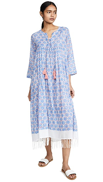 Ro's Garden Ofelia Seychelles Long Tunic Dress