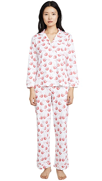 Ro's Garden Carmen Pajama Set