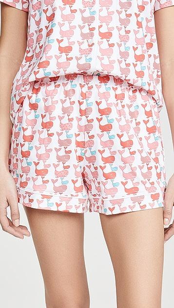 Ro's Garden Cora Short Sleeve Pajama Set