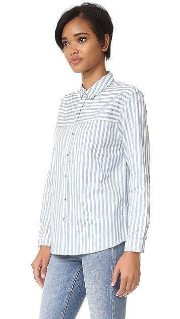 Rolla's Desert Stripe Shirt
