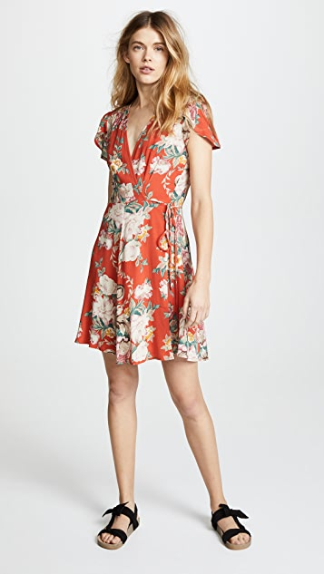 Rolla's Dancer Wrap Dress