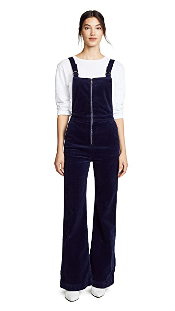 Rolla's East Coast Flare Overalls