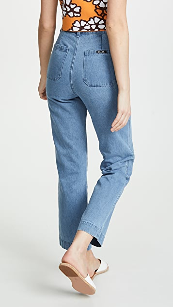 Rolla's Slim Sailor Jeans