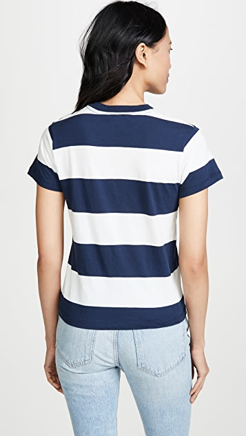 Rolla's Big Stripe Tee