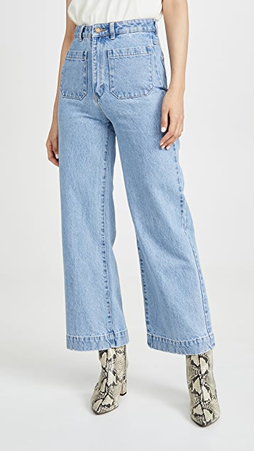 Rolla's Sailor Jeans