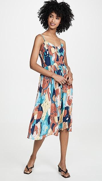 Rolla's Платье с принтом