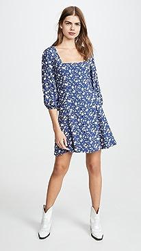 Valerie Rambling Rose Dress