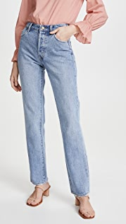 Rolla's 经典直脚牛仔裤