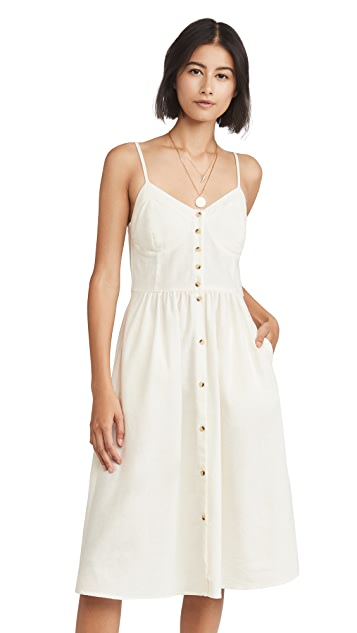 Rolla's Eve Linen Dress